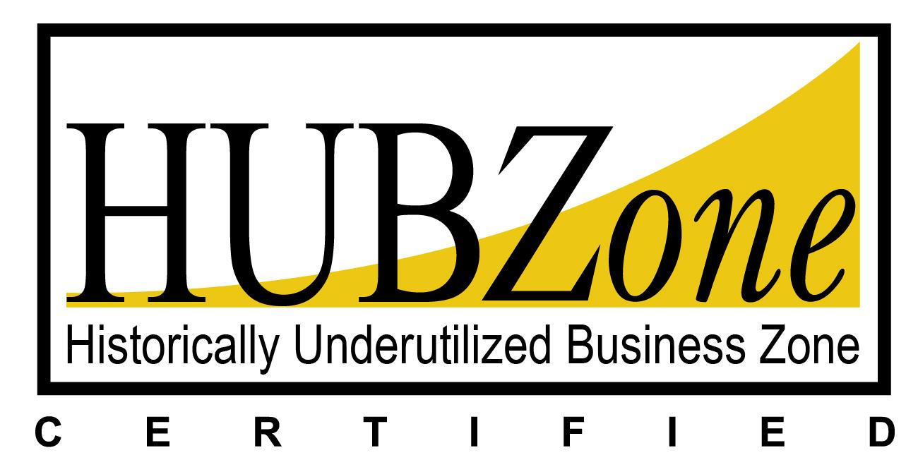 HUBZone Certified - Logo